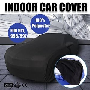 housse voiture pour porsche 911 996 997 dustpro l ger l ger et doux int rieur ebay. Black Bedroom Furniture Sets. Home Design Ideas