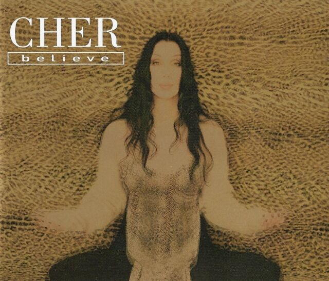 Cher - Believe (Single-CD, 1998)