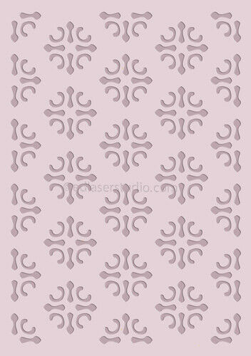 Moroccan Pattern Stencil Template Card making Paint Furniture Wall Crafts TE399