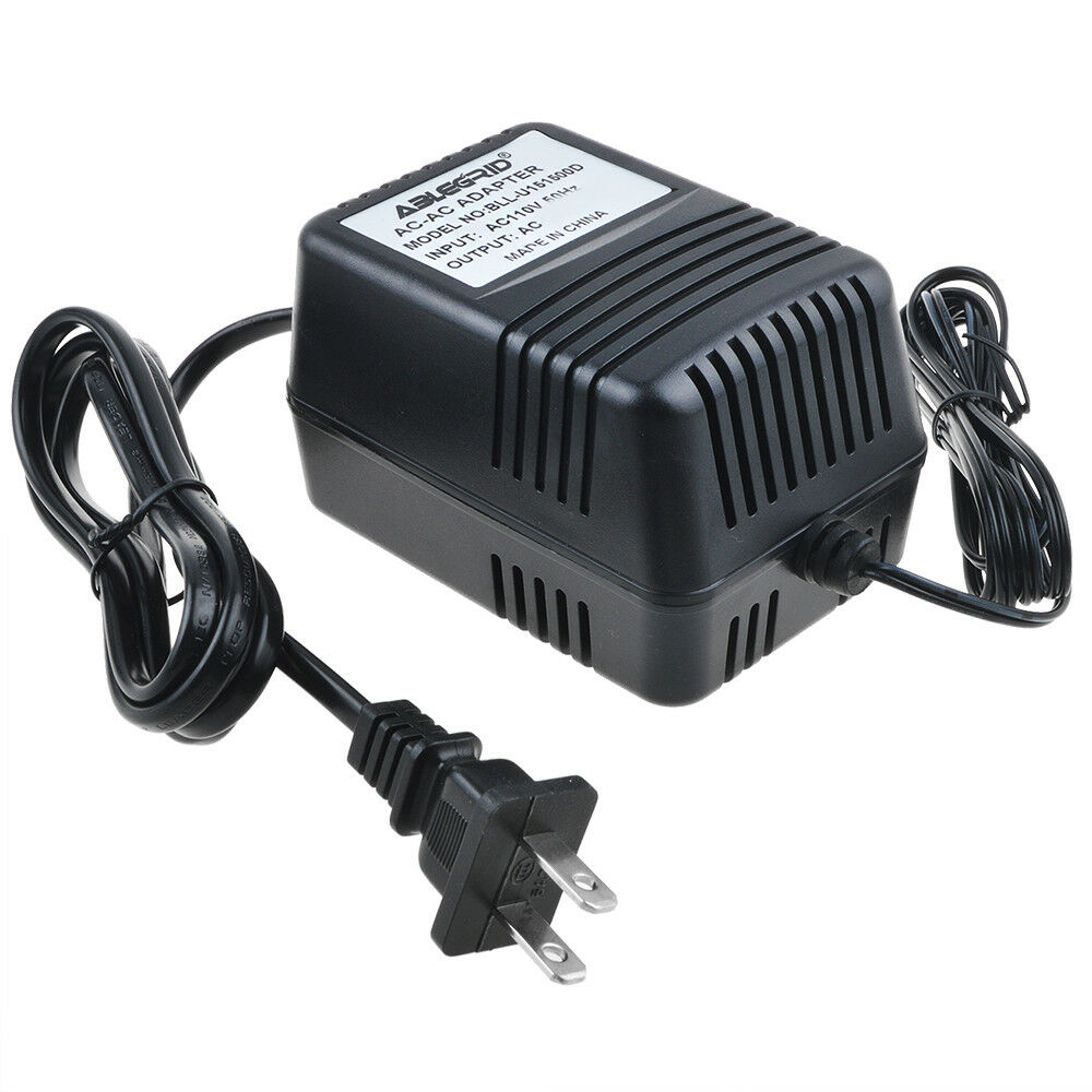 AC to AC Adapter for Alesis S090085A34 A30980AC Class 2 Transformer 9V Power PSU