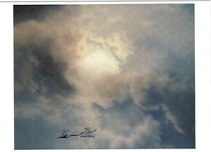 Gerhard Richter Besetztes Haus Kunstpostkarte