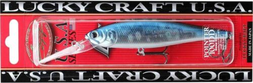 Various Colors Lucky Craft Pointer 100 DD 10cm 16,5g Fishing Lures