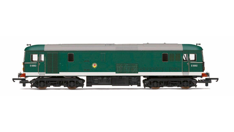Hornby järnvägRoad BR klass 73 E602 R3591 - fri Shipping