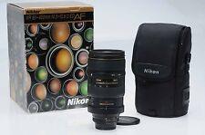 Nikon Nikkor AF 80-400mm f4.5-5.6 D ED VR Lens 80-400/4.5-5.6               #059