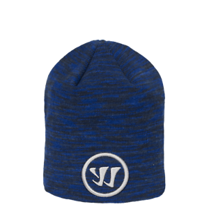 8a698d7a826 Image is loading Warrior-Hockey-Navy-Beanie-Hat