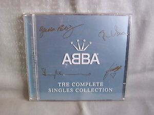 Abba-The-Complete-Singles-Collection-2-CDs-lesen