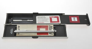Aurora-Hastil-ecosteel-steel-fountain-pen-mint-in-box-with-converter