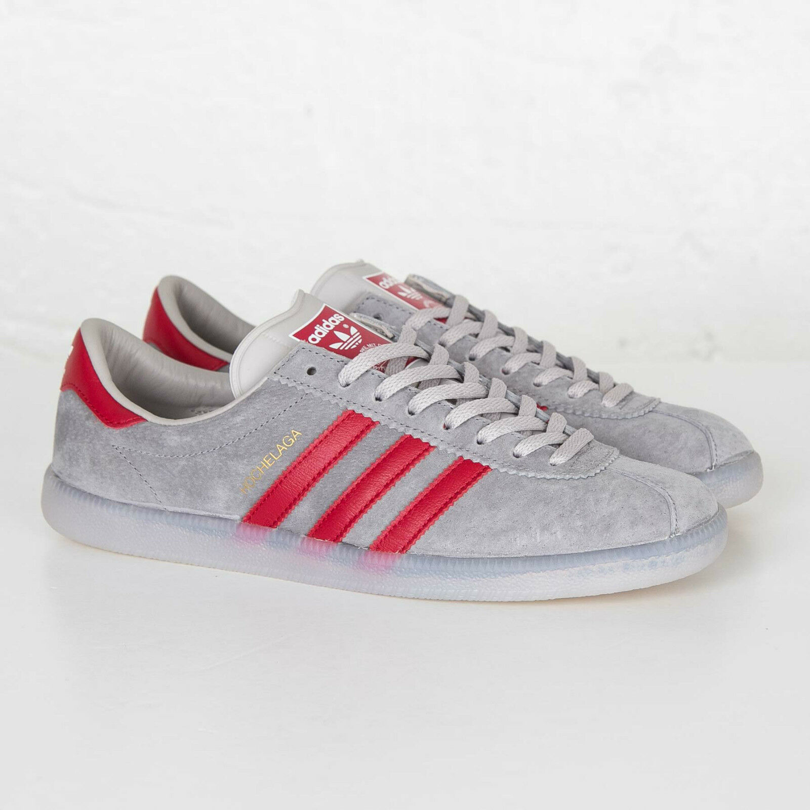 Adidas Originals x S74864 Spezial Hochelaga Light Onix S74864 x (All Size) SPZL Vintage 8262e5
