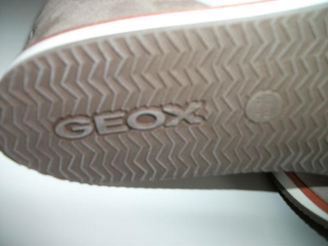Orig. GEOX mit RESPIRA - sportliche Echtleder-Sneaker mit GEOX Keilabsatz Gr. 41  NEU 1bd767