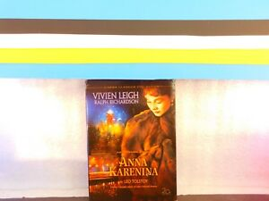 Leo Tolstoy -Anna Karenina on DVD