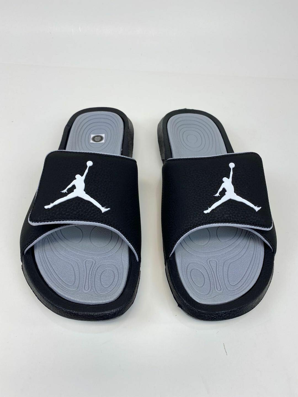 Nike Jordan Hydro 6 Navy Men's Slides 9