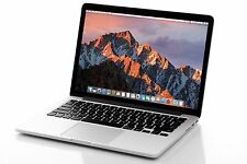 "MINT 2015 13"" Apple RETINA MacBook Pro i5 2.7 - 3.1GHz 256GB 8GB RAM 100% batt!!"