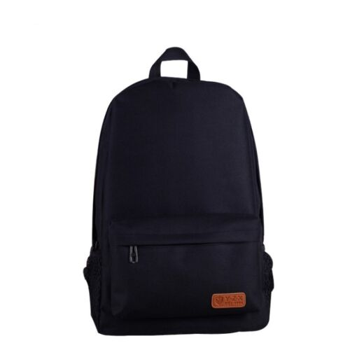High Quality Mens English Style Oxford Canvas Rucksack Backpack Bag mbag3132