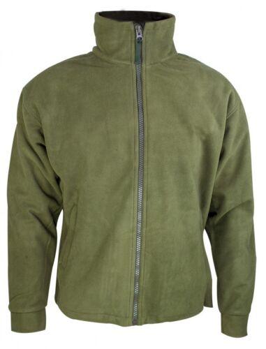 Highlander Thor Fleece Jacket Olive Waterproof Country Hunting//Shooting//Fishing