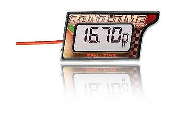 Chrono-Time RPM-TIME Tachometer for Paramotoring & Powered Paragliding, Tach