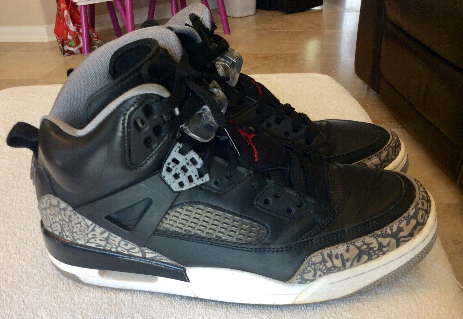 Nike Air Jordan Spizike Varsity size 8.5 & Box