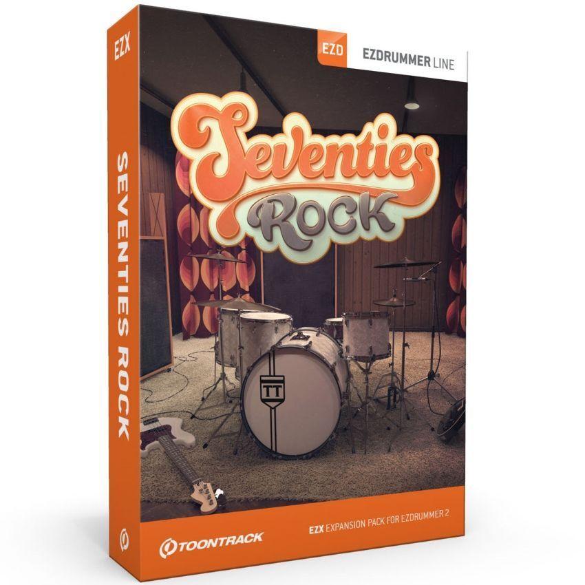 TOONTRACK EZX Seventies Rock Serial