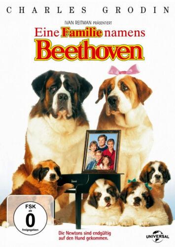 1 von 1 - Ein Hund Namens Beethoven 2 - Eine Familie Namens Beethoven            DVD   602
