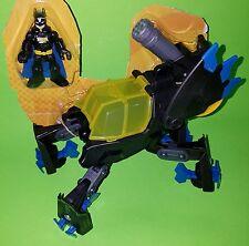 DC Super Friends BATMAN Armored Mech Suit Imaginext Fisher-Price Walmart