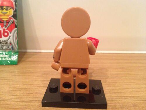 LEGO SERIE 11 GINGERBREAD MAN ottime condizioni