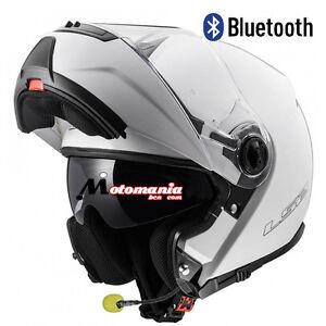 Casco-de-moto-modular-LS2-FF325-Strobe-Blanco-BLUETOOTH-Integrado