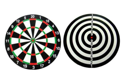 Dartspiel mit 10 Pfeilen Dartscheibe Dartboard Wurfspiel Pfeile MEGAPREIS NEU