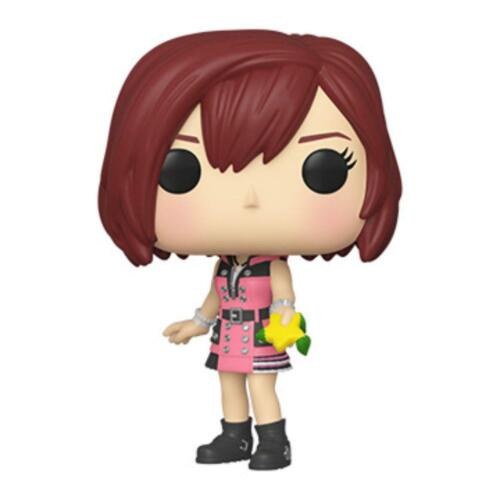 Pop Kingdom Hearts 3 S2 Kairi with Hood
