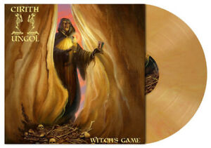 CIRITH-UNGOL-WITCH-039-S-GAME-ORG-2018-EU-ORANGE-RED-MARBLED-vinyl-12-034-004-300