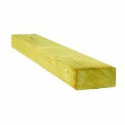 4x2 Sawn Treated C16 Kiln Dried Timber (47x100mm) 90m Deal - Free Delivery!!