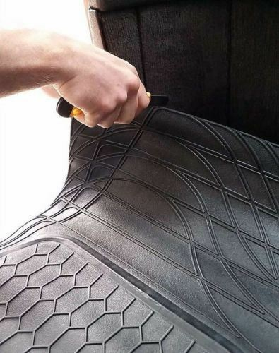 Heavy Duty Rubber Car Boot Liner Mat for Vauxhall Ampera