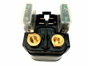New Starter Relay Solenoid For Yamaha Grizzly 350 YFM350*** 2007-13