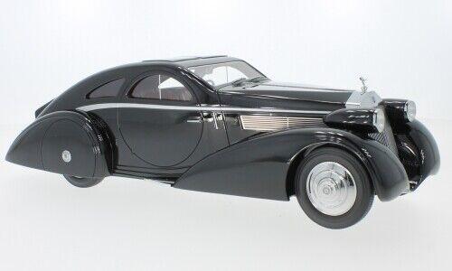 Rolls Royce Phantom I Jonckheere coupé New * noir 1935 1:18 CMF