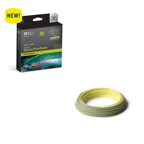 Rio InTouch SalmoSteelhead Fly Line, with gratuito Shipping