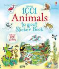 1001 Animals to Spot Sticker Book by Usborne Publishing Ltd (Paperback, 2015)