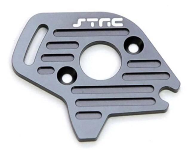 STR Machined Aluminum Heatsink Motor Plate Slash 4x4Stampede 4x4 ST6890GM STRC