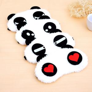 Sleeping Face Eye Mask// Unisex nigt or day goggles// Lovely Warm plush Panda UK