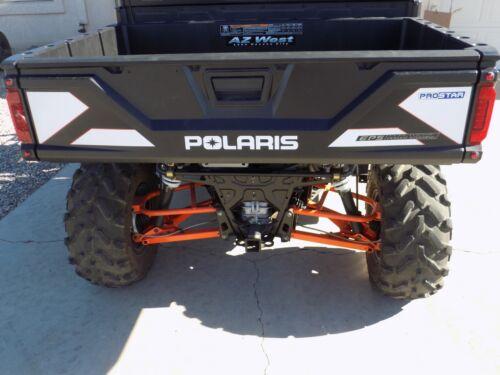 SXS POLARIS RANGER//CREW TURN SIGNAL /& LED LIGHTS w//HORN /& LICENSE PLATE TS315SLK
