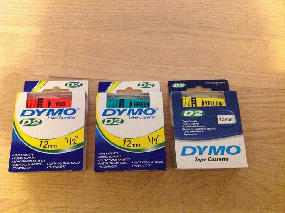 Dymo Tape D2mm