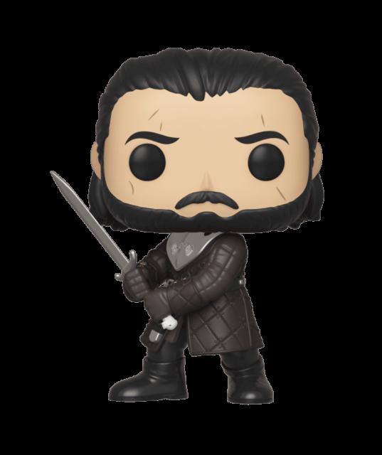 Funko Pop Game of Thrones Jon Snow Season 8 Vinyl Figurine Figure Toy #80 44446