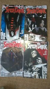 SIMON-DARK-DC-COMICS-ISSUES-1-2-3-4