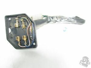 1982 1983 1982 honda ascot ft500 fuse holder junction box 38200 mc8 rh ebay co uk