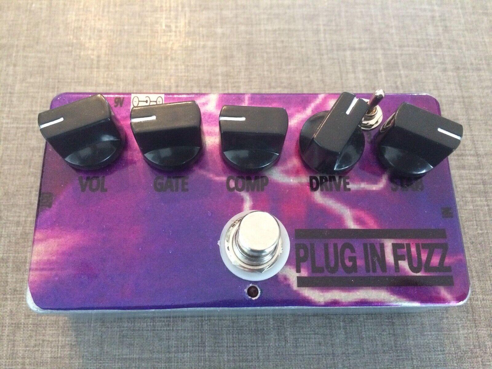 Fat Fuzz Factory Clone (plugin fuzz)