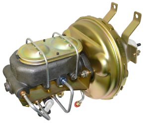 Disc//Drum Western Chassis 1964-67 Chevy Corvette Power Brake Booster