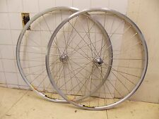 Shimano Dura Ace 7700 Mavic Open Pro Hand Built Road Wheelset Wheels