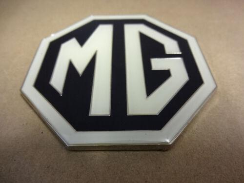 NEW Solid Enamel MG Car BADGE MGB ZR ZS ZT 59mm