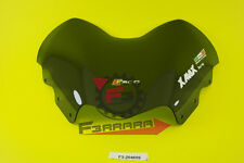 F3-22204659 Cupolino Paravento Yamaha X-MAX 125 250 dal 2010 al 2013 10/11 FUME'