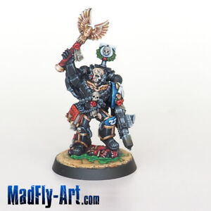 Ultramarines-Chaplain-Ortan-Cassius-MASTERS6-painted-metal-MadFly-Art