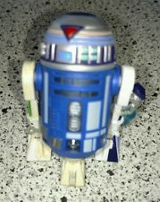 2009 hasbro star wars droid r2d2 from droid collection blue & white