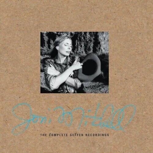 [Music CD] Joni Mitchell - The Complete Geffen Recordings