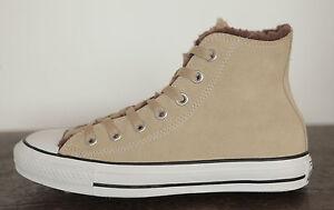 All Chucks Star Boots Leather Sneaker Hi Leder 139819c Converse Gefüttert Neu qTOxtwPdq